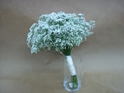 WEDDING BOUQUET-BABYS BREATH-LARGE