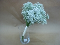 WEDDING  BOUQUET-BABYS BREATH- SMALL
