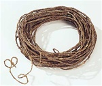 BARK COVERED WIRE NATURAL 70