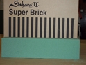 OASIS SAHARA II DRY FOAM SUPER BRICK EACH