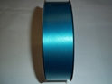 "#9 FLORASATIN TURQUOISE 1 1/2"" 100 YDS/ROLL"