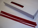 CHENILLE STEMS RED 100/BOX