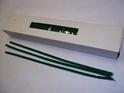 CHENILLE STEMS EMERALD 100/BOX