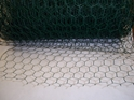 "FLORAL CHICKEN WIRE GREEN 18"" WIDE PER/FOOT"