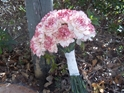 WEDDING BOUQUET- CARNATION-SMALL