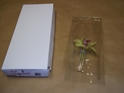 LARGE CORSAGE BAGS CELLOPHANE 100/BOX